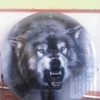 Волк прадо
