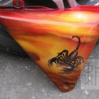 Мотоцикл Скорпион