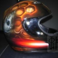 Шлем. Шлем соты