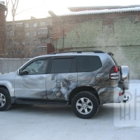 Toyota Prado Другая жизнь
