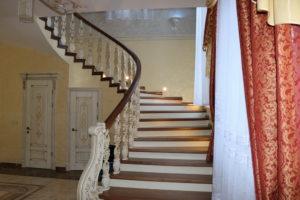 Дизайн интерьера. Лестница